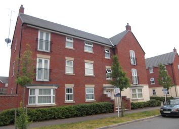 Thumbnail 2 bed flat to rent in Brompton Road, Leicester