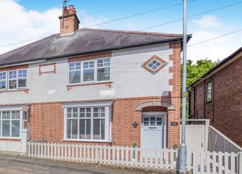 Thumbnail 2 bed semi-detached house for sale in Danvers Road, Mountsorrel, Loughborough