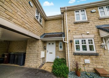 Thumbnail 3 bed property for sale in Heron Close, Glossop