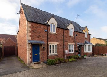 Thumbnail 2 bed semi-detached house for sale in Blenheim Way, Moreton-In-Marsh, Gloucestershire