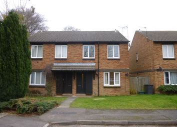 Thumbnail 1 bed flat to rent in Ruskin Close, Basingstoke