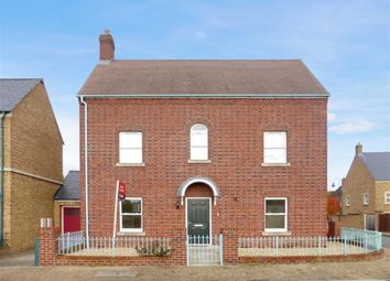 Thumbnail 4 bed detached house to rent in Frogden Road, Swindon, Wiltshire