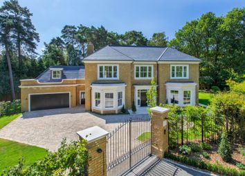 Thumbnail 6 bed detached house for sale in Monks Close, Ascot