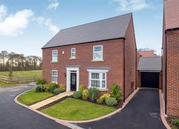 Thumbnail 4 bed detached house for sale in Houghton Drive, Woodhouse Way, Nottingham