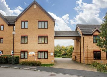 Thumbnail 2 bed flat for sale in Miserden Crescent, Westcroft, Milton Keynes, Bucks