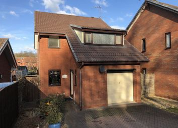 Thumbnail 3 bed detached house for sale in Christchurch Drive, Daventry