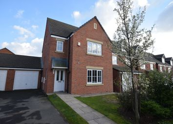 Thumbnail 4 bed detached house for sale in Holme Farm Way, Carleton, Pontefract