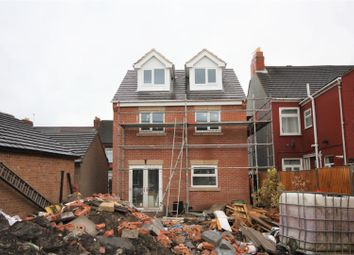 Thumbnail 4 bedroom detached house for sale in Central Road, Hugglescote, Coalville