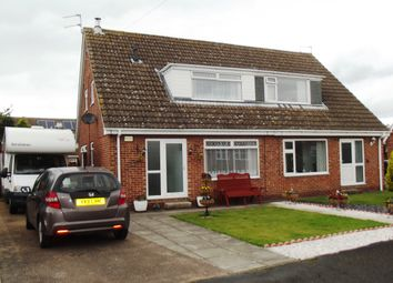 Thumbnail 3 bed semi-detached house for sale in Sober Hill Drive, Holme On Spalding Moor