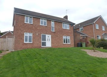Thumbnail 4 bed detached house for sale in The Meadows, Wellingborough