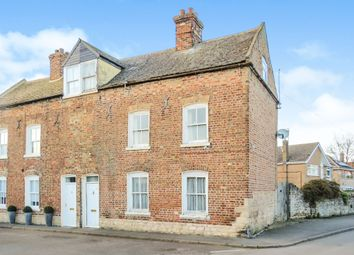 Thumbnail 3 bed semi-detached house for sale in South Street, Crowland, Peterborough