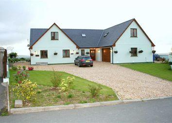 Thumbnail 5 bed detached house for sale in Bancyffordd, Llandysul, Carmarthenshire