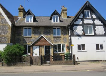 Thumbnail 2 bed terraced house for sale in Brittenden Parade, High Street, Green Street Green, Orpington