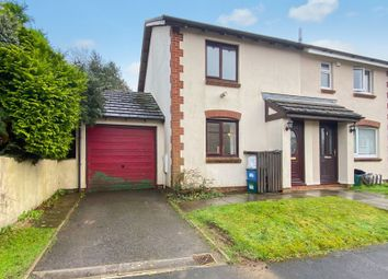 Thumbnail 2 bed semi-detached house for sale in The Heathers, Okehampton