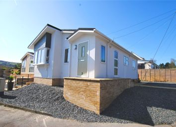 Thumbnail 2 bed detached house for sale in Oaklands Caravan Site, Hatherleigh Road, Okehampton