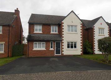Thumbnail 4 bedroom detached house to rent in Haycock Lane, Carlisle, Carlisle
