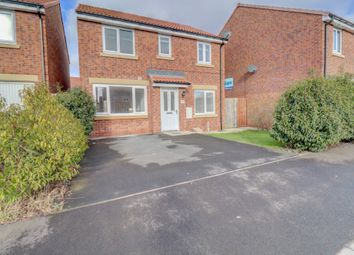 Thumbnail 3 bed detached house for sale in Cassini Close, Cramlington