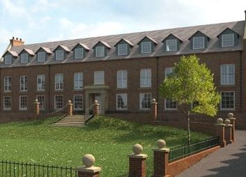 Thumbnail 2 bed flat for sale in Burlingham Square, Rosebank, Worcester