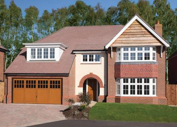 Thumbnail 5 bedroom detached house for sale in Ryarsh Park, Roughetts Road, West Malling, Kent