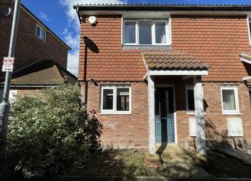 Thumbnail 2 bed end terrace house to rent in Barnfields Court, Sittingbourne