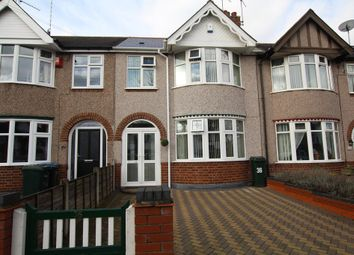 Thumbnail 1 bedroom terraced house to rent in Burns Road, Coventry