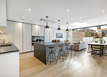 Thumbnail 5 bed semi-detached house for sale in Denmark Avenue, London