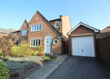 Thumbnail 3 bed detached house for sale in Chestnut Drive, Abergavenny