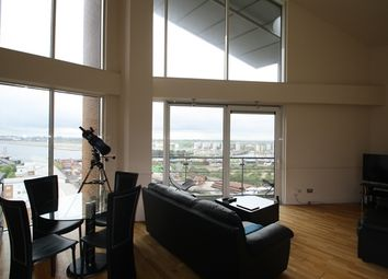 Thumbnail 2 bed flat to rent in Sunderland Point, 1 Hull Place, Royal Docks