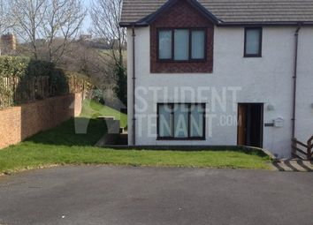 Thumbnail 2 bed semi-detached house to rent in Cefnllan, Aberystwyth