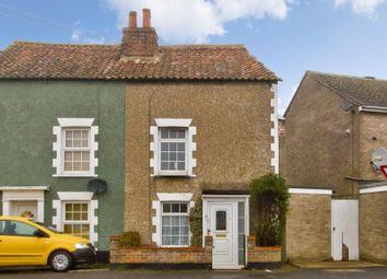 Thumbnail 2 bedroom semi-detached house for sale in 82 London Street, Swaffham, Norfolk