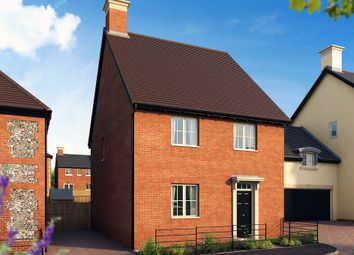 "Thumbnail 4 bed property for sale in ""The Ferrars"" at Pitt Road, Winchester"