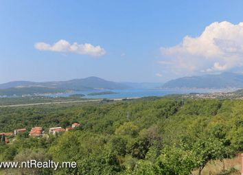 Thumbnail Land for sale in Big Plot Of Urbanised Land For Sale, Tivat, Montenegro