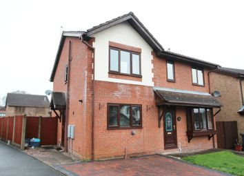 Thumbnail 2 bed semi-detached house for sale in Springfield Drive, Kidsgrove, Stoke-On-Trent