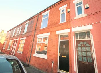 Thumbnail 2 bedroom terraced house for sale in Rostherne Street, Salford