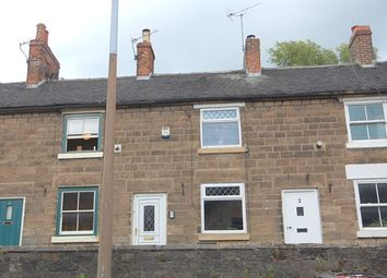 Thumbnail 2 bed terraced house for sale in North Terrace Chesterfield Road, Belper