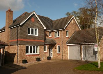 Thumbnail 5 bed detached house for sale in Stanley Close, Yarnton, Kidlington
