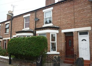 Thumbnail 2 bed terraced house to rent in Louise Street, Chester