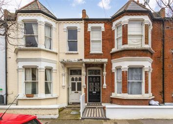 Thumbnail 1 bed flat to rent in Tregarvon Road, London