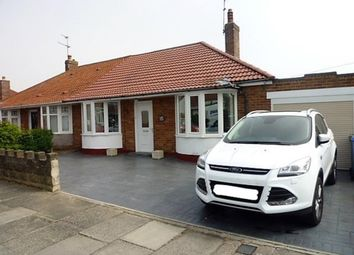 Thumbnail 2 bed semi-detached bungalow for sale in Parkfield, Seaton Sluice, Whitley Bay