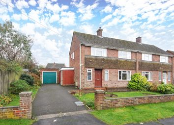 Thumbnail 3 bed semi-detached house for sale in Coopers Crescent, Thatcham