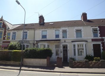 Thumbnail 1 bed property to rent in Wyndham Crescent, Canton, Cardiff