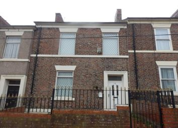 Thumbnail 3 bedroom terraced house for sale in York Street, Newcastle Upon Tyne