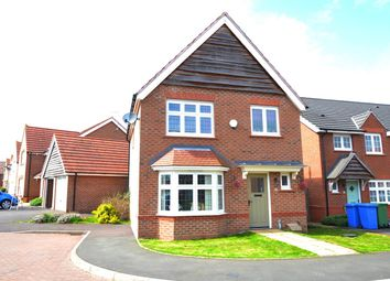 Thumbnail 3 bed detached house for sale in Aster Drive, Stafford