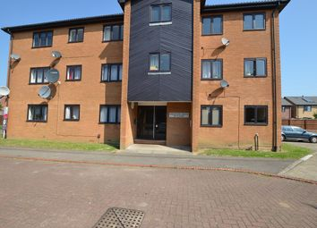 Thumbnail 2 bedroom flat to rent in Stagshaw Drive, Peterborough