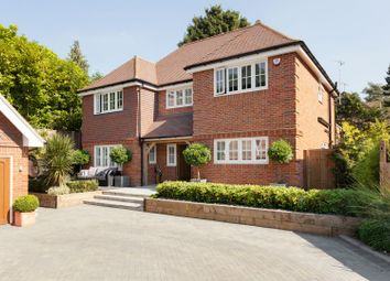 Thumbnail 5 bed detached house for sale in Cottage Close, Watford