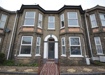 Thumbnail 3 bedroom terraced house to rent in Alexandra Road, Lowestoft, Suffolk