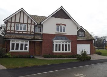 Thumbnail 5 bed detached house for sale in Bletchley Park Way, Wilmslow, Cheshire
