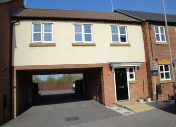 Thumbnail 2 bed maisonette to rent in Piper Close, Mansfield Woodhouse, Mansfield