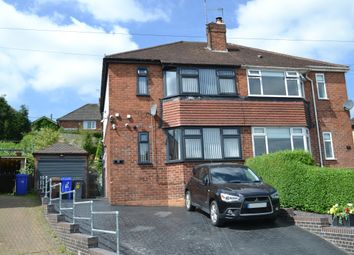 Thumbnail 2 bed semi-detached house for sale in Norton Crescent, Sneyd Green, Stoke-On-Trent