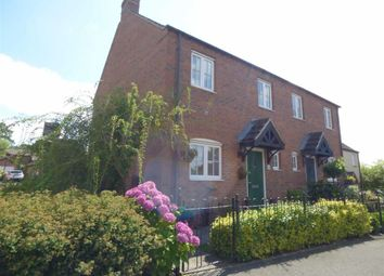 Thumbnail 3 bed property for sale in Willoughby Chase, Gainsborough